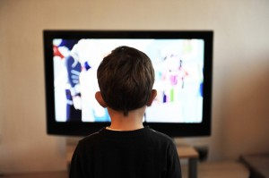 Les enfants et la télévision