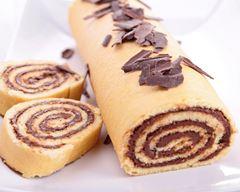 Recette – Biscuit Roulé
