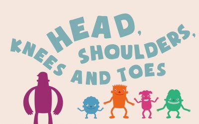 Comptine – Head, shoulder, knees and toes
