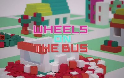 Comptine – Wheels on the bus