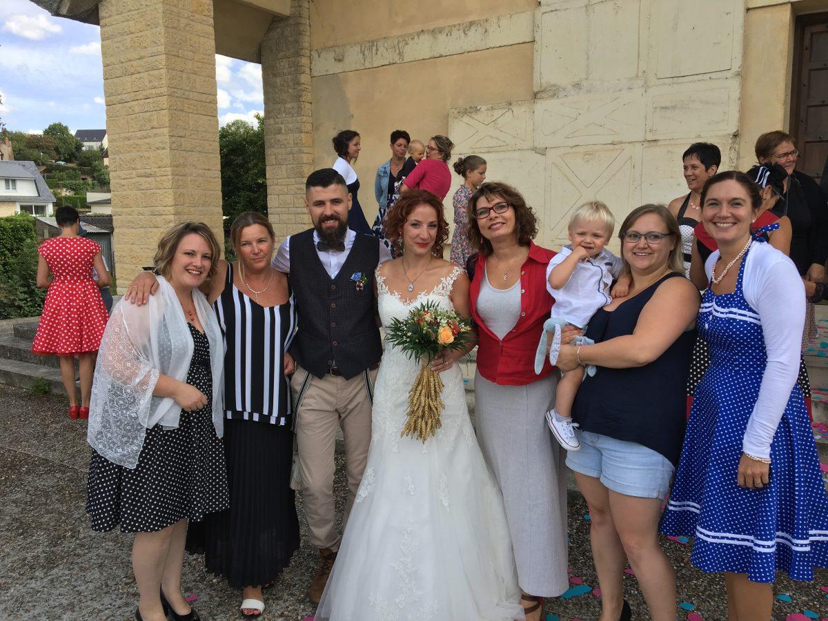Mariage Loïse